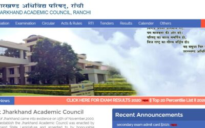 JAC 10th Admit Card 2021: Jharkhand Board Class 10 hall ticket released