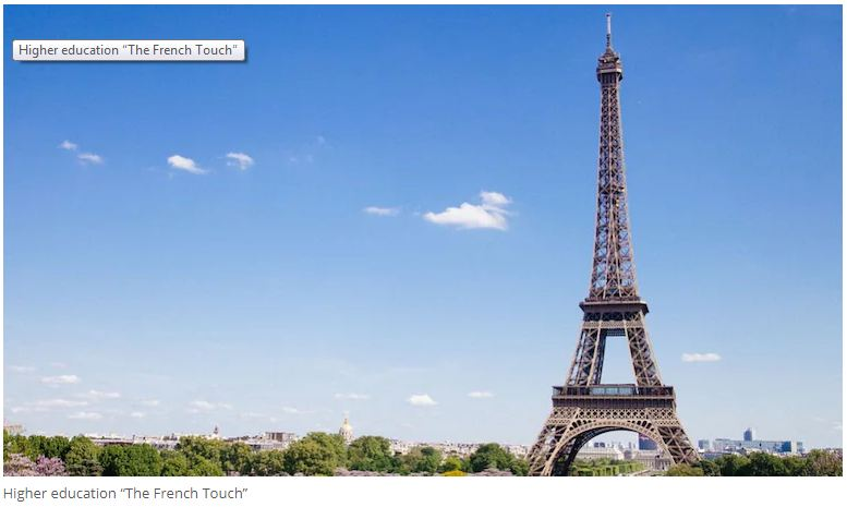 Higher education in France: What is 'The French Touch' all about?