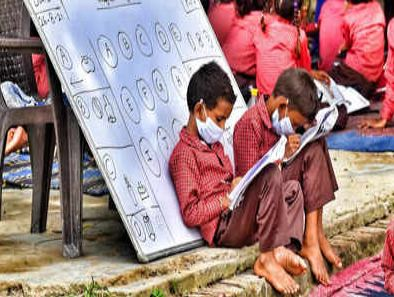 Survey: 37% poor rural students not studying at all